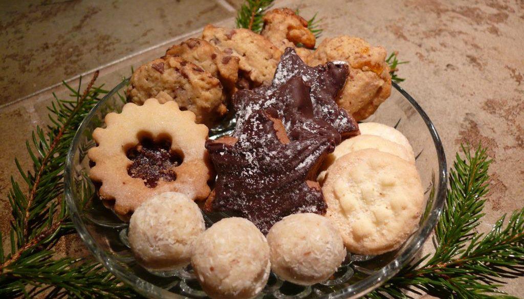 Köstlichkeiten zur Adventszeit